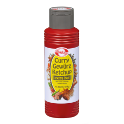 Hela Curry Gewürz Ketchup - Extra Hot 300ml